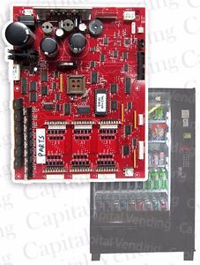 Refurbished Control Board For Dixie Narco Entray Combination Vending Machines