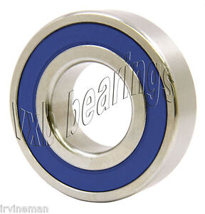 Smr6010 2rs Stainless Steel Ball Bearing 50x80x16mm