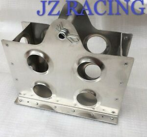 Pc680 Ft230 20ah Aluminum Racing Battery Box Tray Hold Down Relocation