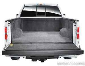 Carpeted Bed Liner Fits 12 13 Ford Ranger Double Cab 61 Bed Bedrug Brr12dck