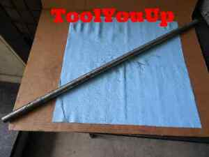 1 Dia 37 1 2 Long Stainless Steel Bar Stock Machine Shop Tooling