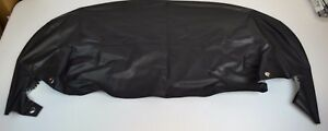 Oem 2002 05 Mazda Miata Convertible Rear Boot Cover Snaps Black Vinyl