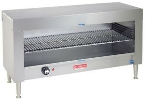 Grindmaster cecilware Cm24m Electric Stainless Steel Cheese Melter finisher In M