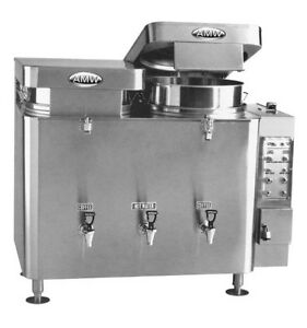 Grindmaster cecilware 67710 e Amw Tamper Resistant 2 liners Coffee Urn 10 gall