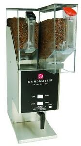 Grindmaster cecilware 250rh 3 Food Service Coffee Grinders With 3 Portions And 2