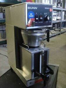Bunn Gpr Automatic Commercial Coffeemaker With 1 5 Gallon Portable Server