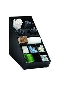 Dispense rite Swch 1bt Countertop Flatware And Condiment Organizer