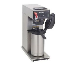 Bunn Airpot Coffee Brewer cwtf15 aps 0051