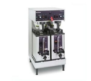 Bunn Dual Soft Heat Brewer With Docking System sh dual 0001