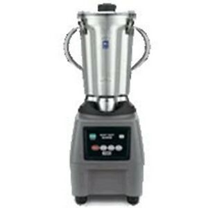 Waring Cb15 One Gallon Heavy Duty Blender New Style With Touch Pad Controls