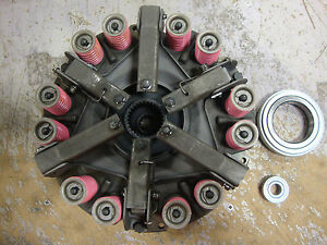 600 601 800 801 861 900 901 960 961 2000 4000 Ford Tractor Double Clutch Kit