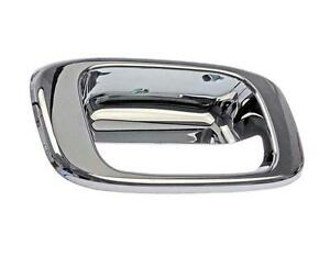 Tailgate Latch Handle Bezel For Chevy Silverado Gmc Sierra Truck 99 06 Chrome