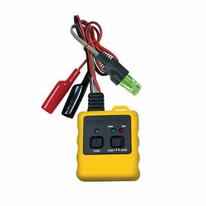 Klein Electrical Test Meter Voltage Tester Wire Cable Electrical Electrician New