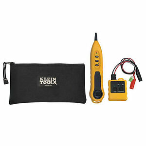Klein Electrical Test Meter Kit Wire Cable Probe Voltage Tester Detector Tool
