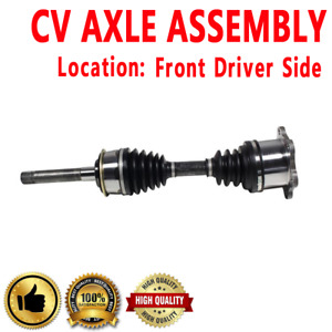 1x Front Driver Side Cv Axle Drive For Toyota 4runner 86 95 Pickup 86 95 4wd