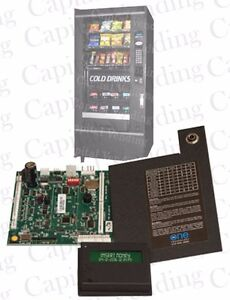 Brand New Control Board Update Kit With Guaranteed Vend For National Vendors 474