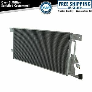 Ac Condenser A c Air Conditioning Direct Fit For Mercury Sable Ford Taurus New