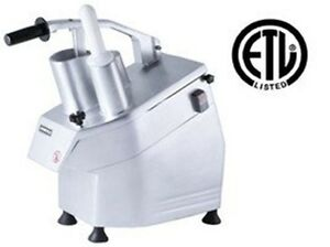 Uniworld Fp 300 Commercial Food Processor Slicer Prep Machine