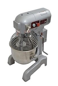 Uniworld 20 Qt Electric Planetary Mixer M Series Without 12 Attachment Hub 1