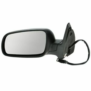 Power Heated Side View Mirror Folding Driver Left Lh For Vw Jetta Golf