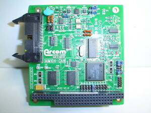 Arcom Control Systems Aim104 can 8 bit Pc 104 Can Interface