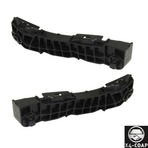 For Toyota Camry Front Left Right Set Of 2 Bumper Bracket New