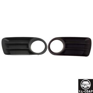For Ford Explorer Front Left Right Set Of 2 Bumper Grille New