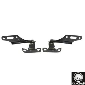 For Honda Civic Element Cr V Front Left Right Set Of 2 Hood Hinge New
