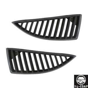 For Mitsubishi Lancer Front Left Right Set Of 2 Grille New