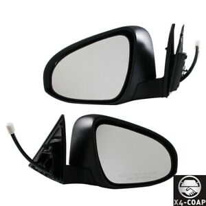 For Toyota Camry Front Left Right Set Of 2 Door Mirror New