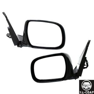 For Lexus Rx330 Rx400h Rx350 Driver And Passenger Pair Set Door Mirror New