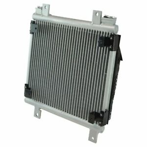 Ac Condenser A c Air Conditioning Direct Fit For 99 06 Isuzu Npr Nqr Brand New
