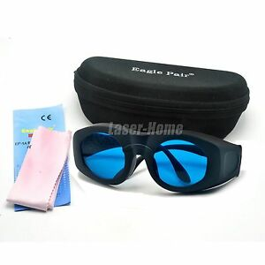 Od6 Ir Laser Protective Glasses For 650nm 780nm 808nm 980nm 1064nm Yag Goggles