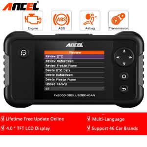 Launch X431v Pro Wifi Bluetooth Scanpad Diagnostic Scanner Full System Scan Tool