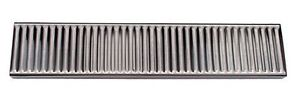 Update International Dts 419 Rectangular Stainless Steel Drip Tray 19 By 4 inch
