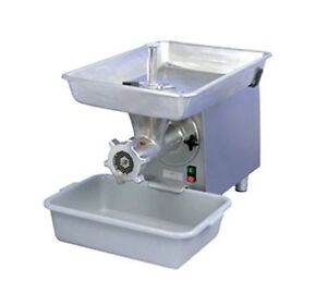 Univex Meat Grinder Bench Style With 22 Attachment Hub Mg22