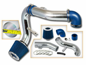 Bcp Blue 05 10 Chevy Cobalt 2 2l 2 4l L4 Lt Ls Sport Cold Air Intake Kit Filter