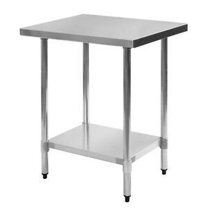 24 X 30 Stainless Steel Work Prep Table Commercial Kitchen Restaurant