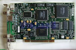 1 Pc Used Ni National Instruments Pci 1411 Card In Good Condition