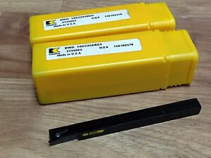 New Kennametal Dwg 1 2 Indexable Tool Holder