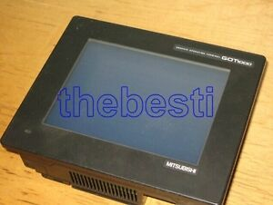 1 Pc Used Mitsubishi Touch Panel Got1000 Gt1150 qbbd c Hmi In Good Condition