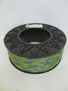 General Cable 7022551 24 Awg Yellow Blue Distributing Frame Wire 6000 Ft