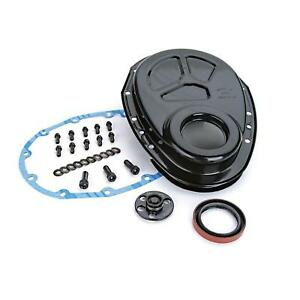 Comp Cams 208 1 Piece Thrust Plate Timing Cover Kit Small Block Chevy