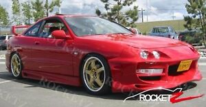 94 01 Acura Integra Bx Style Side Skirts 2dr 4dr Jdm Usa Canada Dc2
