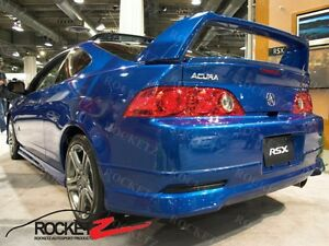 05 06 Acura Rsx A Spec Style Rear Bumper Lip Body Kit Canada Usa Honda Integra