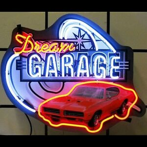 Neonetics 5dggto Dream Garage Gm Gto Neon Sign 29 X 24