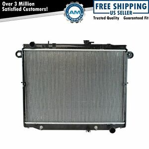 Radiator Assembly Plastic Tanks Aluminum Core Direct Fit For Lexus Toyota New