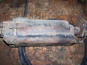 John Deere 4020 Hydraulic Cylinder body R35447 Assembly