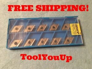 10pcs New Kyocera Dngg 332 Lk W10 Carbide Inserts Cnc Tooling Machine Shop Tools