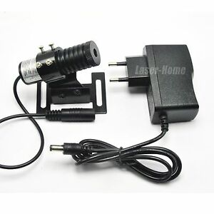 850nm 100mw 5v Ir Infrared Focusable Laser Line Diode Module W adapter